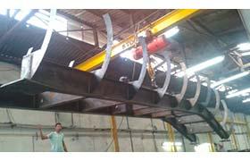 Caldeirarias industriais