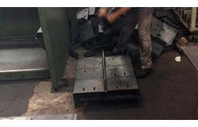 Empresas para corte e dobra de aço