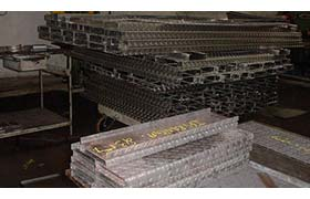 Fábricas de perfis de aço