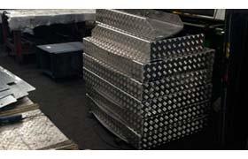 Fábricas de perfis de alumínio