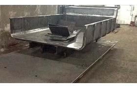 Fabricante de Peças em Caldeiraria