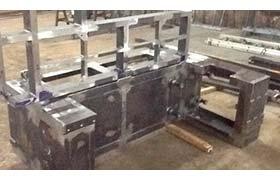 Fabricantes de peças em caldeirarias