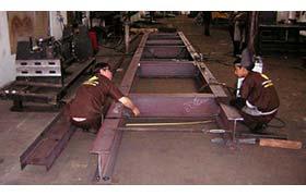 Serralherias industriais
